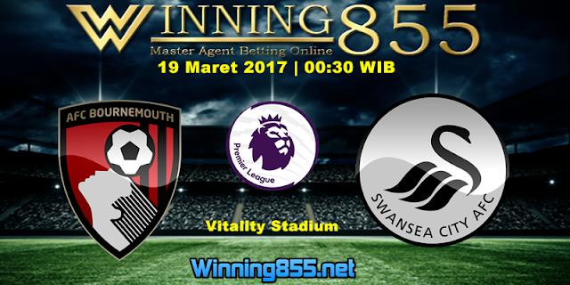 Prediksi Skor Bournemouth vs Swansea 19 Maret 2017