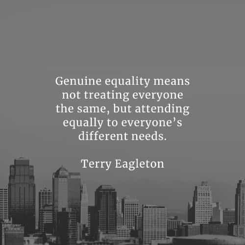 Equality quotes that'll make the world a better place