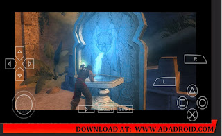 Download Game PPSSPP Prince of Persia the Forgotten Sands Highly Compressed