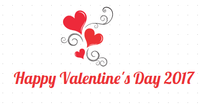 Happy Valentine's Day 2017 Images, Pictures, Wishes, Messages
