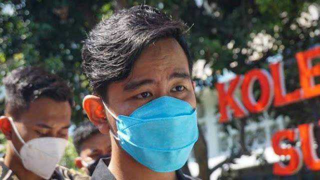 Gibran Ogah Komentar soal Data Vaksin Jokowi Bocor