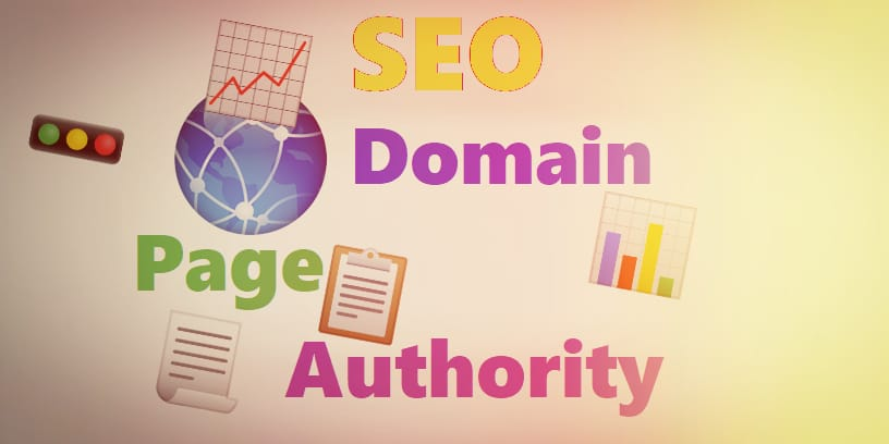 How to increase website page rank domain and page authority