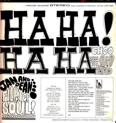 Jan & Dean - Filet Of Soul 1966