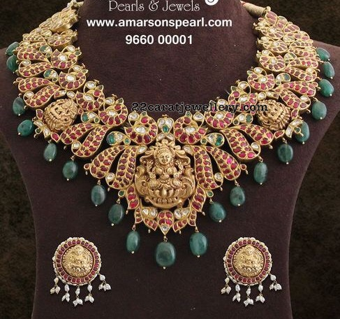 Temple Jewellery Sets by Amarsons Jewellers