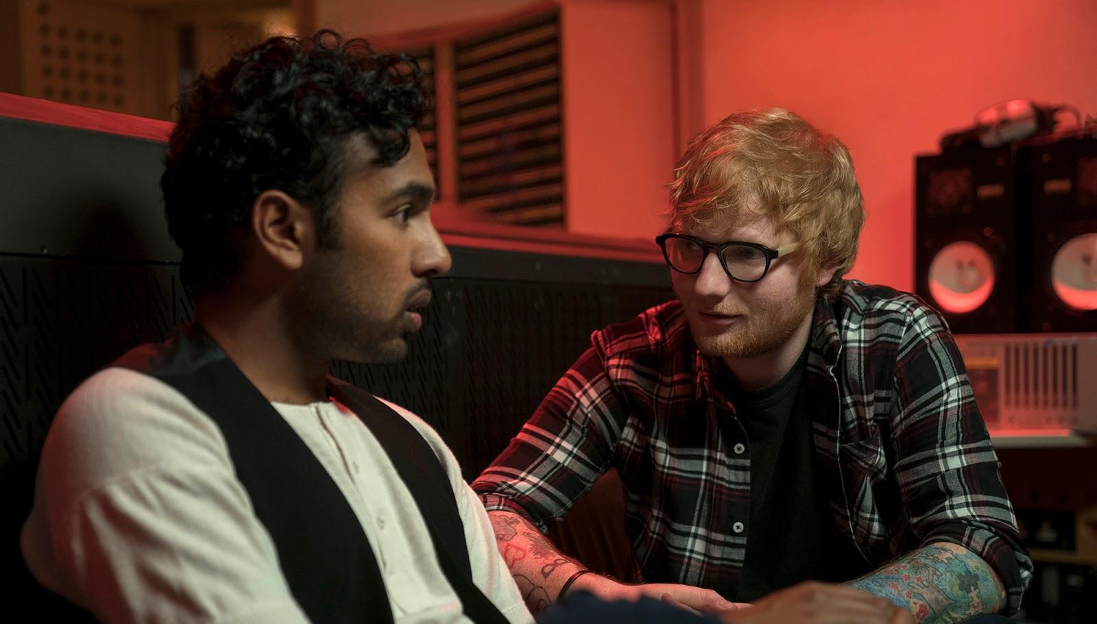 Himesh Patel and Ed Sheeran - Soundtrack Yesterday