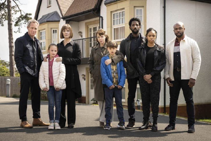 Hollington Drive - Four Part Drama Ordered to Series by ITV