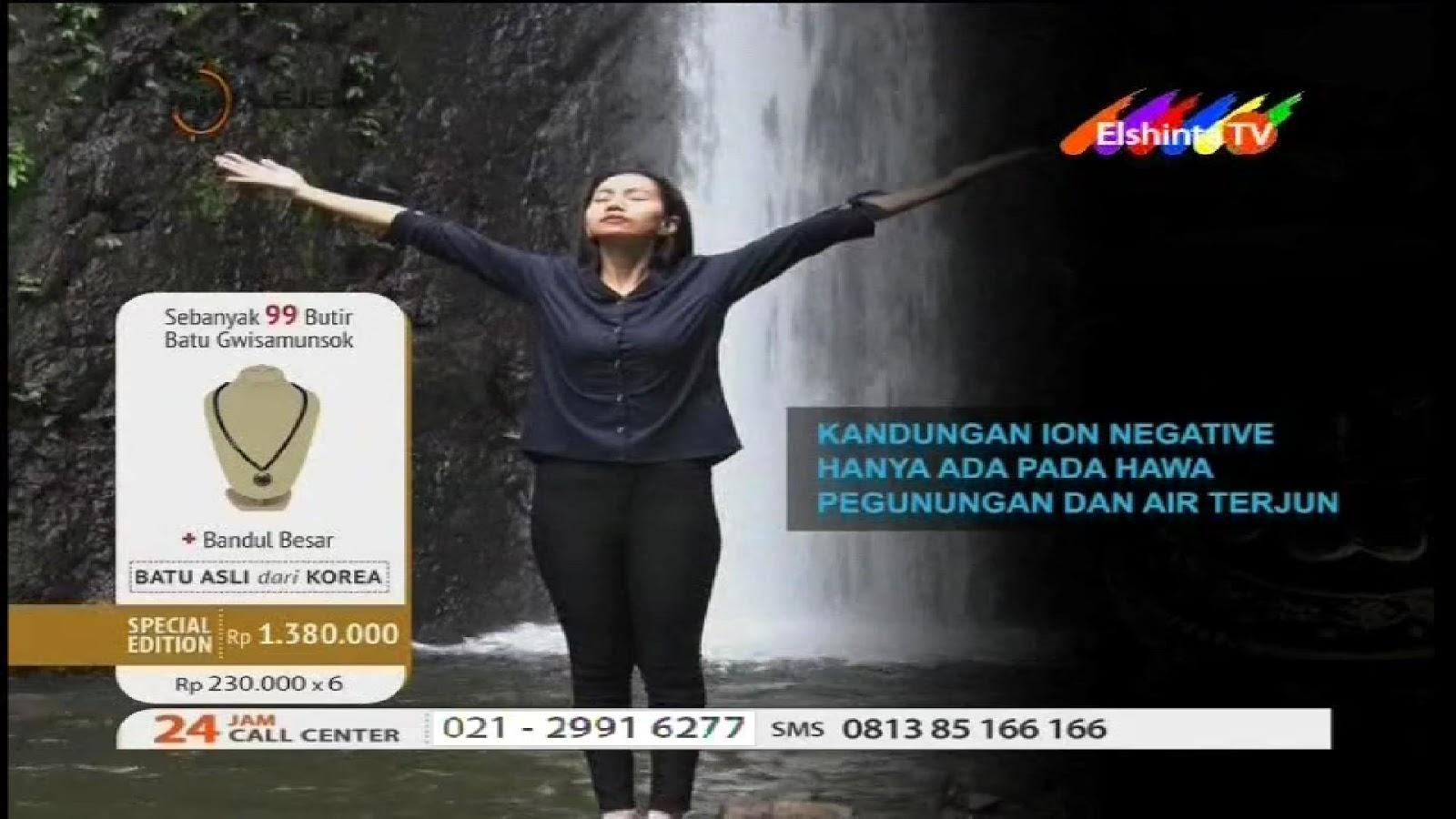 Frekuensi siaran Elshinta TV di satelit ChinaSat 11 Terbaru