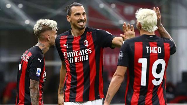 مشاهدة مباراة ميلان وشامروك روفرز بث مباشر اليوم 17-09-2020 بالدوري الأوروبي