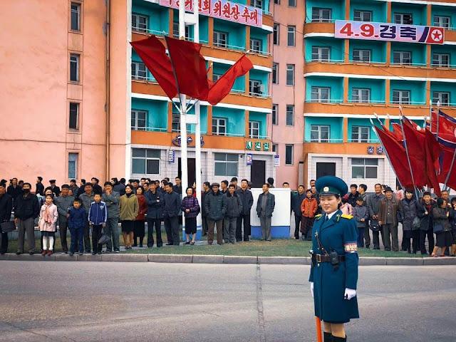 Vida na Coréia do Norte