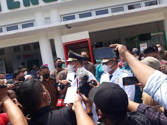 Usai Dilantik, Wali Kota Medan Bobby Nasution Pastikan Vaksinasi Berjalan Baik