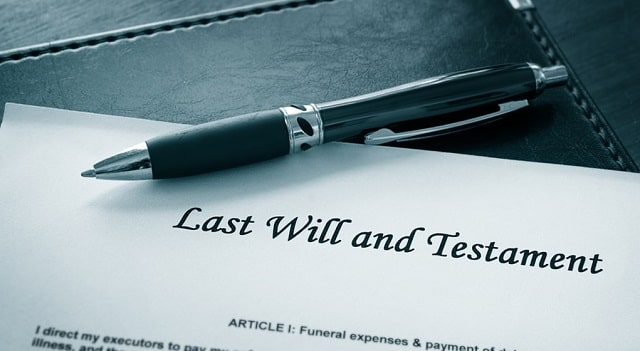 best approach write last will and testament legal writing