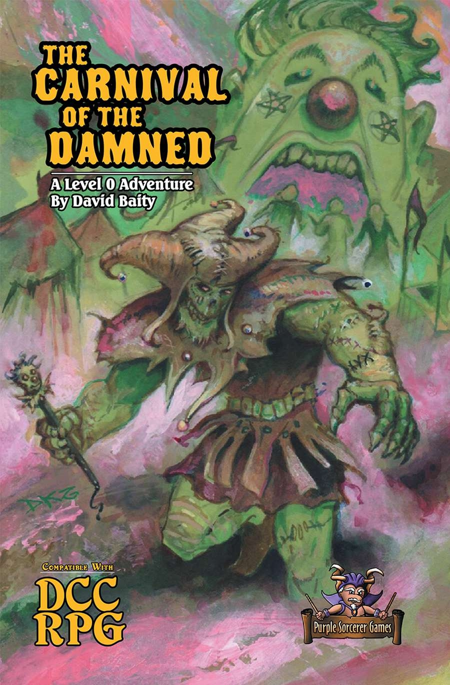 dcc carnival of the damned pdf tg