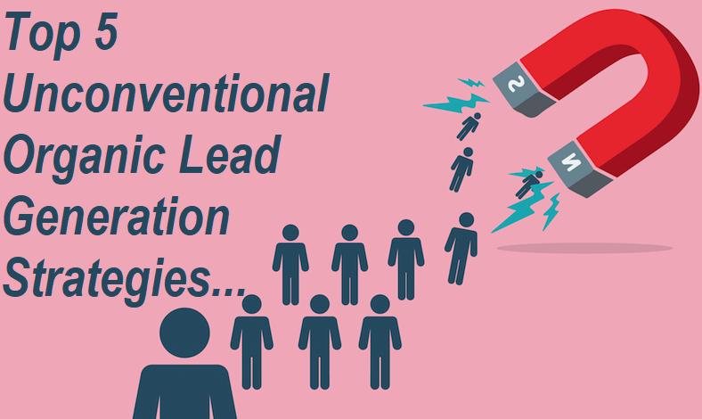 Organic Lead Generation Strategies