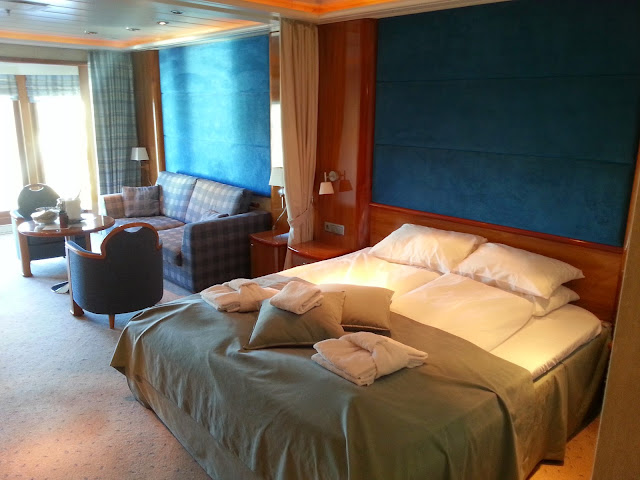 Hurtigruten MS Trollfjord - Grand Suite