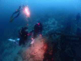 2021年9月7日の柏島ダイビング