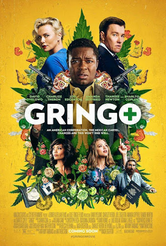 Gringo (BRRip 720p Dual Latino / Ingles) (2018)