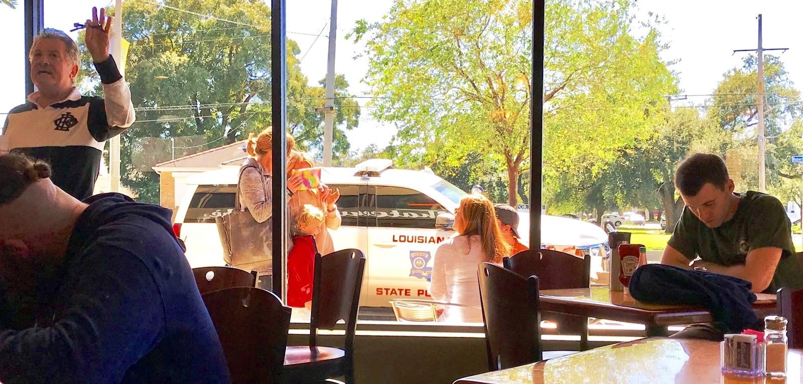 Cafe Orleans Thanksgiving Menu Reviews