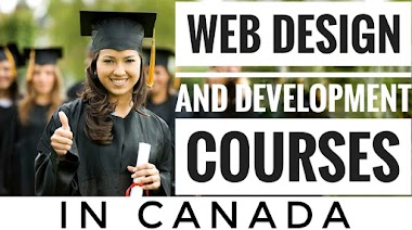 Web Design and Development Courses in Canada