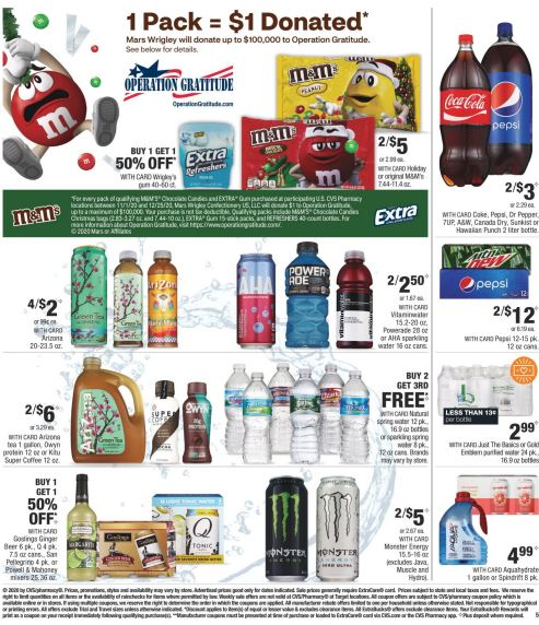 CVS Weekly Ad Preview 11/8-11/14