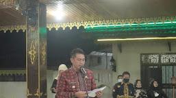 Jaga Keharmonisan, Pemkab dan DPRD Batanghari Jalin Silaturahmi
