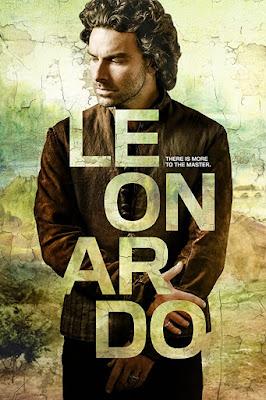 Leonardo, avec Aidan Turner Leoardo