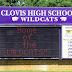 Clovis Municipal Schools canceling all activities except classroom instruction