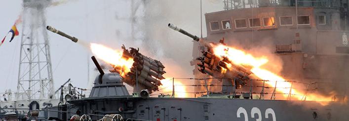 Росія влаштовує чергову провокацію у Чорному морі