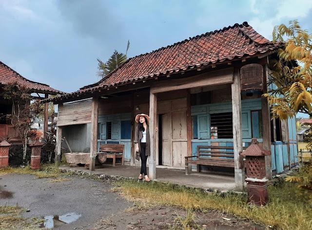 spot foto pemukiman kuno studio alam gamplong