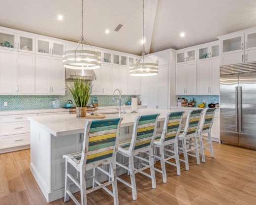 Florida Beach Kitchen Design Idea
