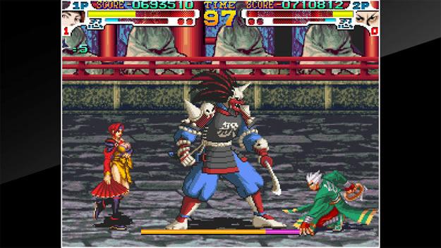 Sengoku 3 - retro ninja games