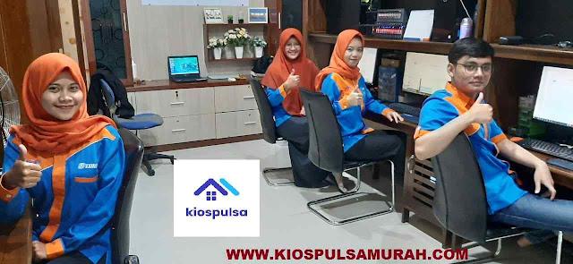 Keunggulan CV. Kios Pulsa Indonesia Dibandingkan PT. Distributor Pulsa Indonesia
