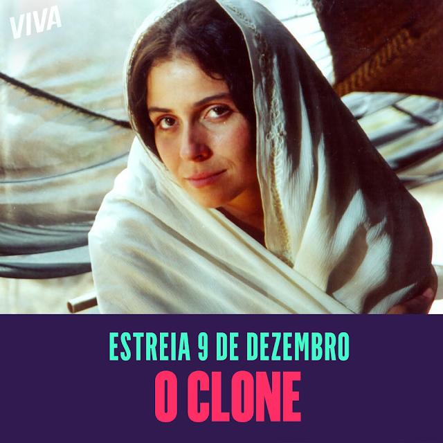 'O Clone' de Gloria Perez volta em dezembro no VIVA