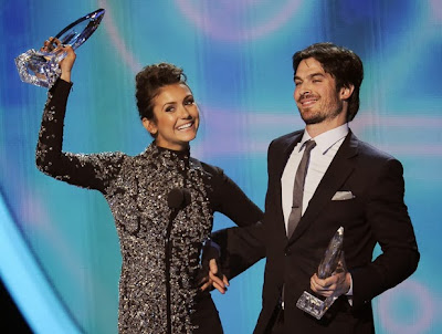 People's Choice Awards 2014 The Vampire Diaries