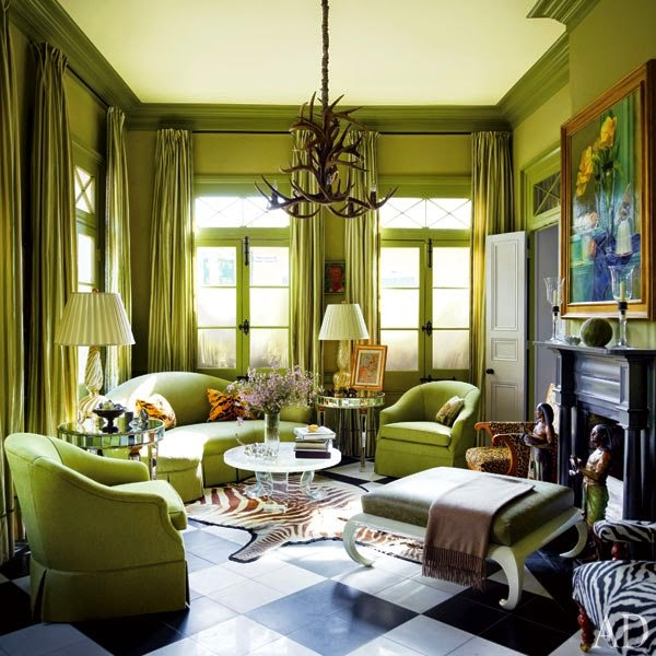 Decor inspiration a glamorous and historic new orleans New orleans style decor