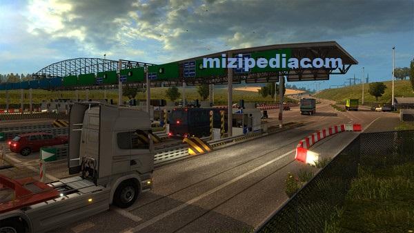 Download Euro Truck Simulator 2 V 1.31 Dengan Semua DLC dan Pembaruan