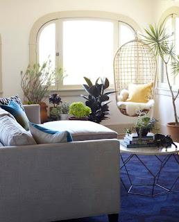 3 cách MIX trang trí phòng khách bằng diện tích phòng ngủ