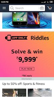 Solve Riddle