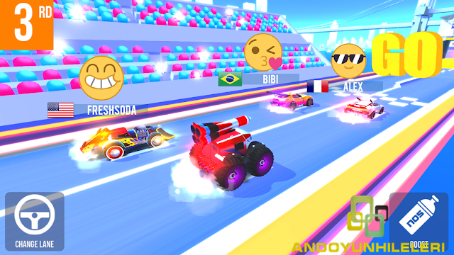 SUP Multiplayer Racing Mega Hileli APK