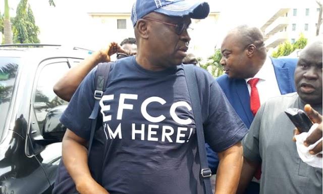 EFCC gets court order to detain Ayodele Fayose
