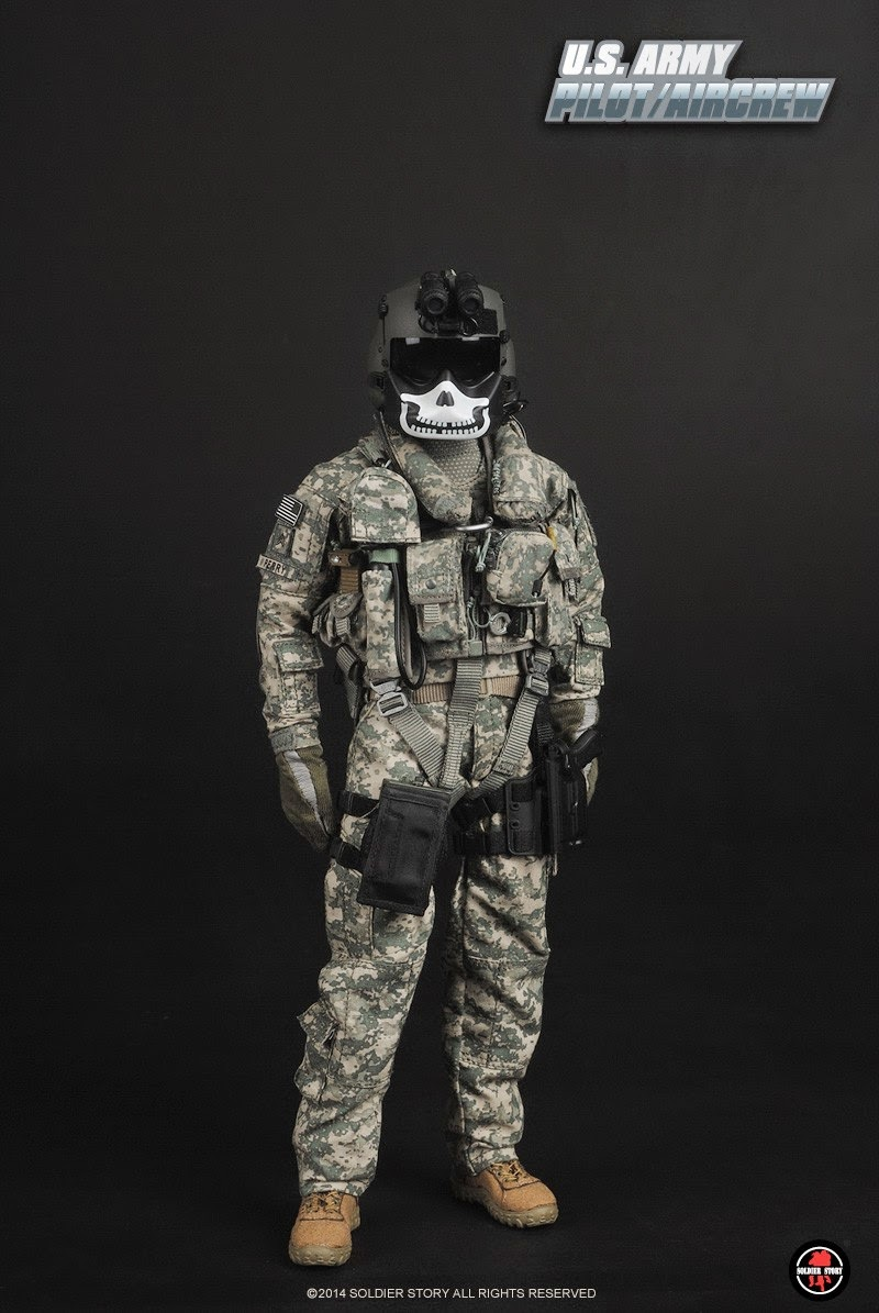 onesixthscalepictures soldier story us army pilot crew latest product news for 1 6 scale. Black Bedroom Furniture Sets. Home Design Ideas
