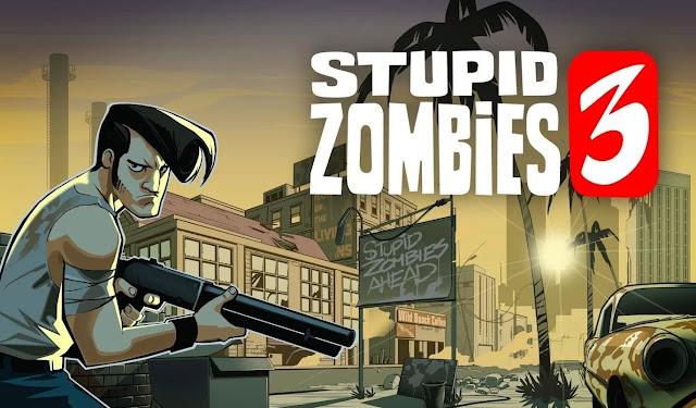 تحميل لعبة STUPID ZOMBIES 3 v2.5 مهكرة للاندرويد (اخر اصدار)