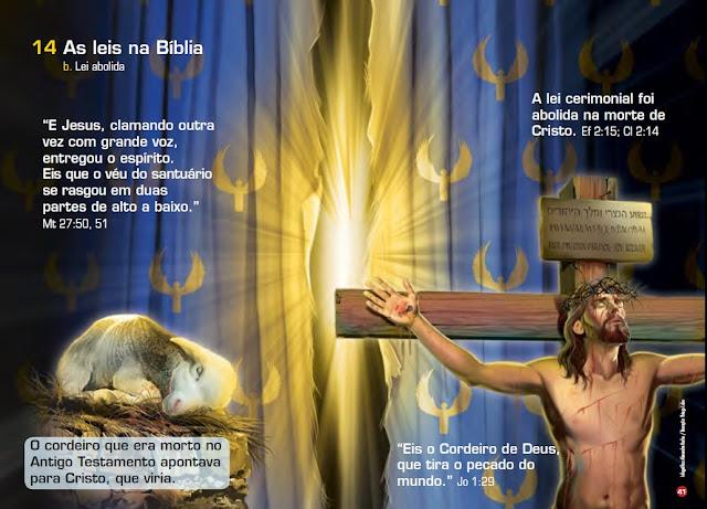 As Leis na Bíblia