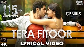 Tera Fitoor song SUPER (ROMANTIC) Layrcal