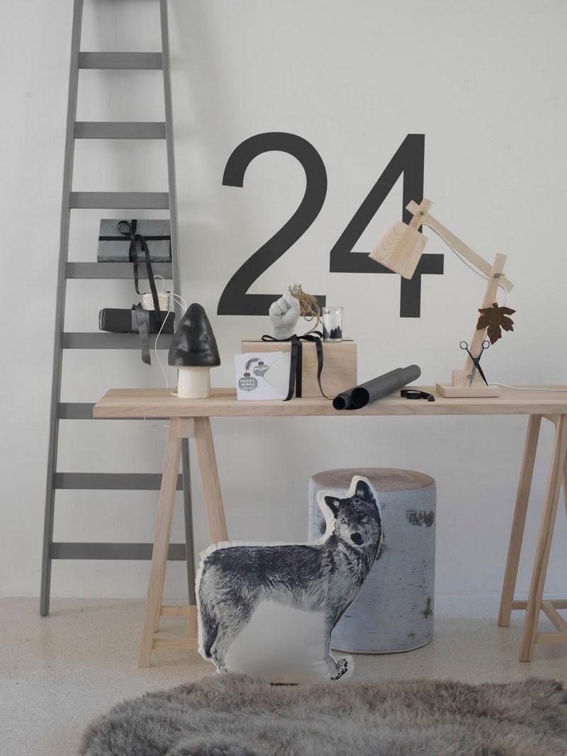 Escaleras viejas para decorar