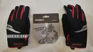 Gloves Eiger untuk Riding Jarak Jauh