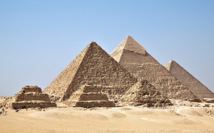 Unknown Information About the Mysterious Pyramid
