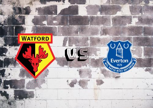 Watford vs Everton  Resumen