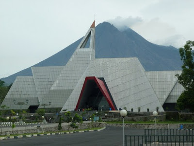 Museum Gunung Merapi di Sleman, Yogyakarta