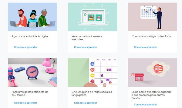 Google lança novos cursos online em Portugal para ajudar na procura de emprego