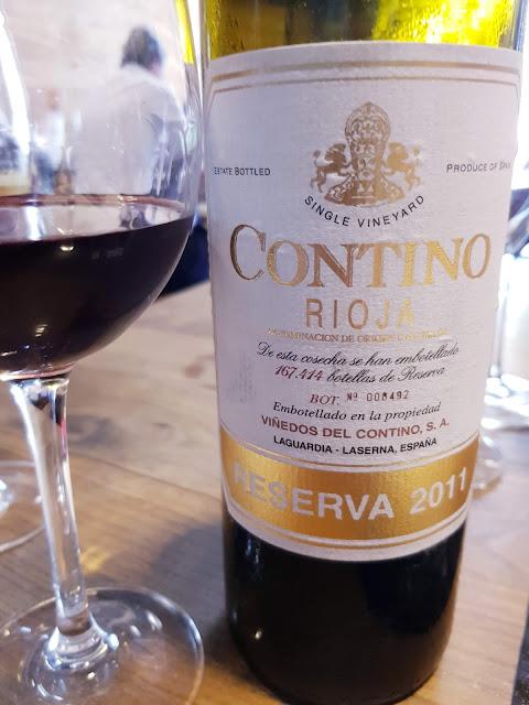 Contino Reserva Tinto 2011